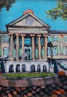 """""""At the College"""" 